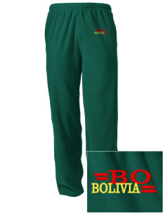 Bolivia Embroidered Holloway Men's Flash Warmup Pants