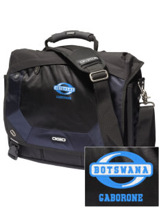 Botswana Embroidered OGIO Jack Pack Messenger Bag