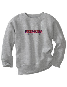 Burma Toddler Crewneck Sweatshirt