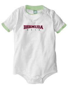 Burma Baby One-Piece with Shoulder Snaps