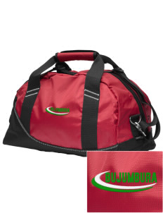 Burundi Embroidered OGIO Half Dome Duffel