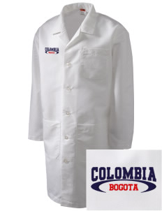 Colombia Full-Length Lab Coat