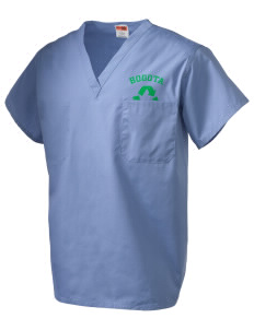 Colombia V-Neck Scrub Top