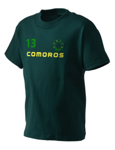 Comoros Kid's T-Shirt