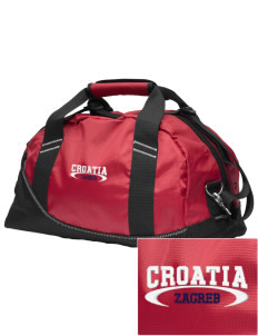 Croatia Embroidered OGIO Half Dome Duffel