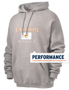 Cyprus Russell Men's Dri-Power Hooded Sweatshirt