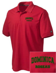 Dominica Embroidered OGIO Men's Caliber Polo