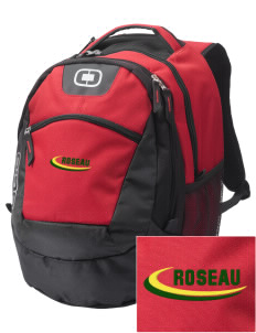 Dominica Embroidered OGIO Rogue Backpack