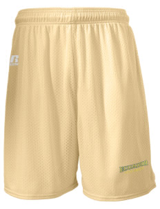 "Ecuador  Russell Men's Mesh Shorts, 7"" Inseam"