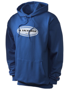 El Salvador Champion Men's Hooded Sweatshirt