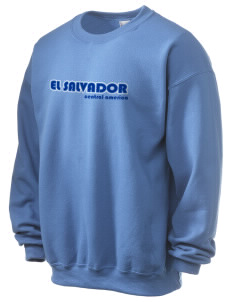 El Salvador Ultra Blend 50/50 Crewneck Sweatshirt