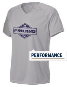 Finland Holloway Women's Zoom Performance T-Shirt