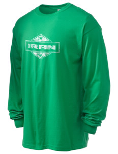 Iran 6.1 oz Ultra Cotton Long-Sleeve T-Shirt