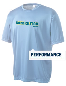 Kazakhstan Men's Competitor Performance T-Shirt