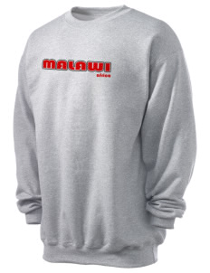 Malawi Men's 7.8 oz Lightweight Crewneck Sweatshirt