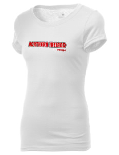 Northern Ireland Holloway Women's Groove T-Shirt