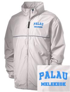 Palau Embroidered Men's Element Jacket