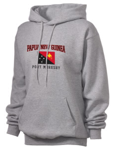 Papua New Guinea Unisex Hooded Sweatshirt
