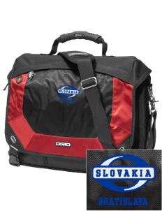 Slovakia Embroidered OGIO Jack Pack Messenger Bag