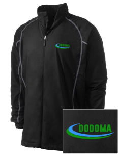 Tanzania Embroidered Men's Nike Golf Full Zip Wind Jacket