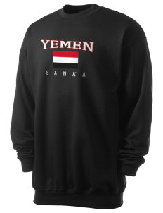 Yemen Men's 7.8 oz Lightweight Crewneck Sweatshirt