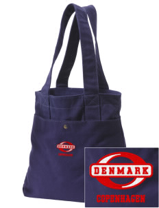 Denmark Embroidered Alternative The Berkeley Tote