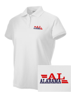 Alabama Embroidered Women's Technical Performance Polo