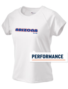 Arizona Champion Women's Wicking T-Shirt