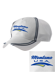 Montana  Embroidered Champion Athletic Cap