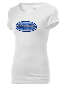 New Hampshire Holloway Women's Groove T-Shirt