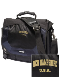 New Hampshire Embroidered OGIO Jack Pack Messenger Bag