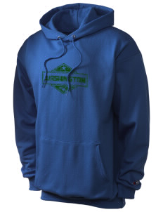 Washington Champion Men's Hooded Sweatshirt