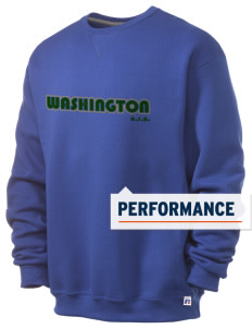 Washington  Russell Men's Dri-Power Crewneck Sweatshirt