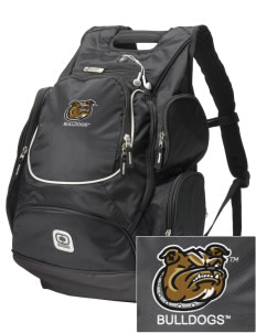 Bryant University Bulldogs  Embroidered OGIO Bounty Hunter Backpack