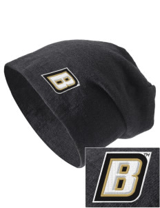 Bryant University Bulldogs Embroidered Slouch Beanie