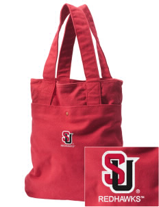 Seattle University Redhawks Embroidered Alternative The Berkeley Tote