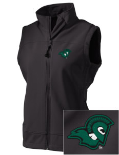 Castleton State College Spartans  Embroidered Women's Glacier Soft Shell Vest