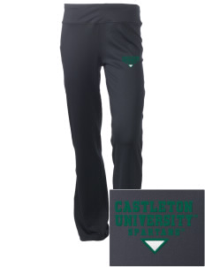 Castleton State College Spartans Women's NRG Fitness Pant