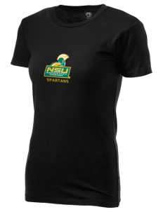 Norfolk State University Spartans Alternative Women's Basic Crew T-Shirt