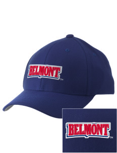 Belmont University Bruins Embroidered Pro Model Fitted Cap