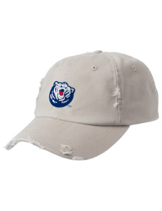 Belmont University Bruins Embroidered Distressed Cap
