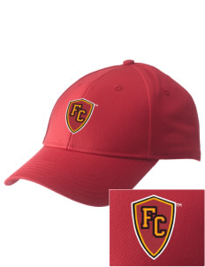Flagler College Saints  Embroidered New Era Adjustable Structured Cap