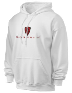 Flagler College Saints Ultra Blend 50/50 Hooded Sweatshirt