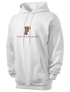 Flagler College Saints Men's 7.8 oz Lightweight Hooded Sweatshirt
