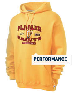 Flagler College Saints Russell Men's Dri-Power Hooded Sweatshirt