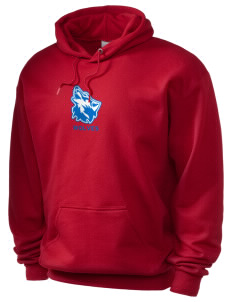 Cheyney University Wolves Holloway Men's 50/50 Hooded Sweatshirt