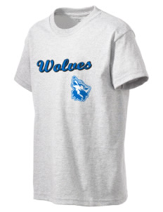 Cheyney University Wolves Kid's Lightweight T-Shirt
