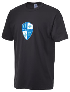 Cheyney University Wolves  Russell Men's NuBlend T-Shirt