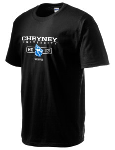 Cheyney University Wolves Ultra Cotton T-Shirt