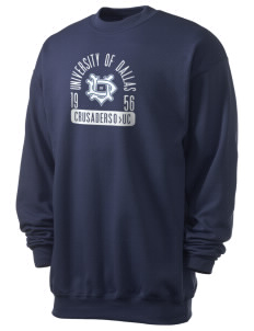 University of Dallas Crusaders Men's 7.8 oz Lightweight Crewneck Sweatshirt